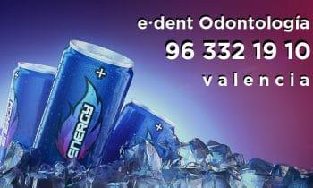 Bebidas energéticas y problemas dentales